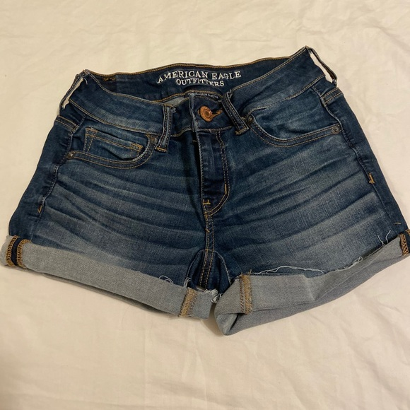 NEVER WORN American Eagle Women's Jean Shorts
